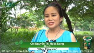 Chia sẻ của chị Nguyễn Ngọc Dung 46 tuổi về Hồng Sâm Curcumin Nano