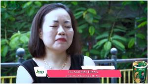 Chị Ngô Mai Trang_Trung Hòa_Hà Nội cải thiện chứng mất ngủ sau khi sử dụng Hồng Sâm